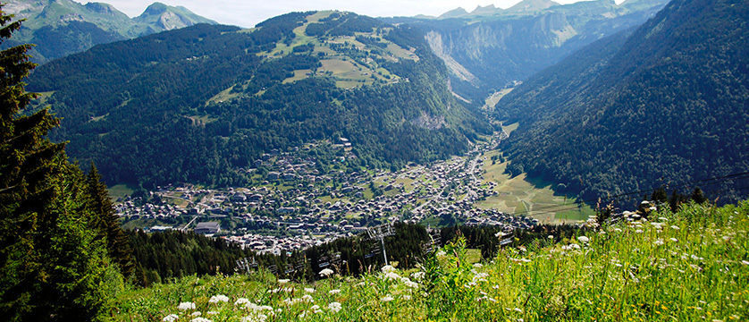 View of Morzine village.jpg